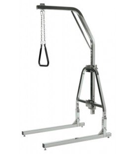 Lumex Bariatric Trapeze with Floor Stand 2940B - 450 lb Capacity by Graham Field