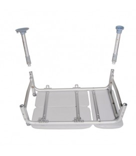 Drive Padded Seat Transfer Bench