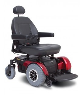 Pride Jazzy 1450 Bariatric Heavy Duty Power Chair