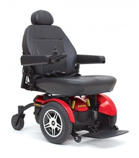 Pride Jazzy Elite HD Bariatric Powerchair