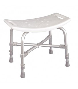 Deluxe Bariatric Bath Bench with Cross-Frame Brace