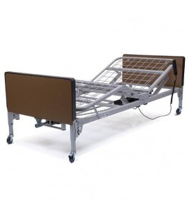 Patriot Semi Electric 350lb Capacity US0208 Hospital Bed by Graham Field