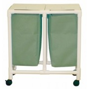 PVC Deluxe Hamper Double Bag with Foot Pedal 8517-29 Graham Field