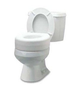 "Lumex Everyday Raised Toilet Seat 4.5"" 6909A-1 by Graham Field"