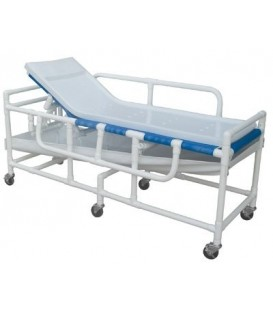 Lumex PVC Shower Bed / Stretcher