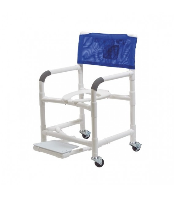 18in internal width w/ foot rest