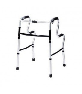 Lumex UpRise Onyx Folding Walker 700175CR by Graham Field