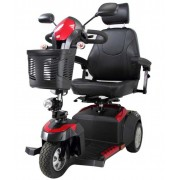 Drive Ventura DLX Deluxe 3-Wheel Bariatric Scooter with Captain Seat 400 lbs - Ventura318CS