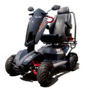 Vita Monster by EV Rider 4-Wheel Scooter (Heartway S12X VitaMonster)