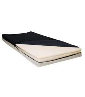 Visco-Elastic Memory Foam Mattress 35in x 80in x 6in