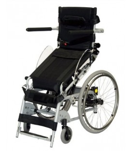 Karman XO-101 Manual Push-Power Assist Stand Wheelchair