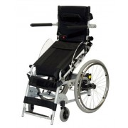 Karman XO-101 Manual Push-Power Assist Stand Wheelchair
