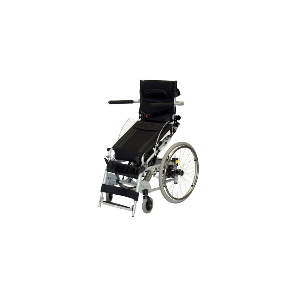 Xo 101 Karman Manual Push Power Assist Stand Wheelchair