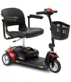 Pride Go-Go Elite Traveler 3 Wheel Scooter