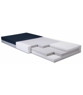 Simmons Clinical Care C400 Foam Mattress by Graham Field