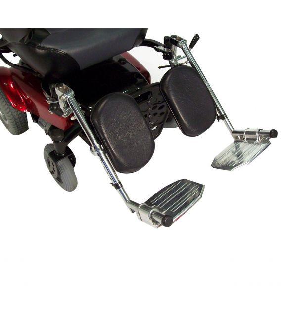 Swing Away Elevating Leg rest Kit for Rear Wheel Drive Power Bases