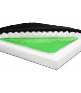 Everest & Jennings Dura-Gel BASE 3G Wheelchair Cushions by Graham Field