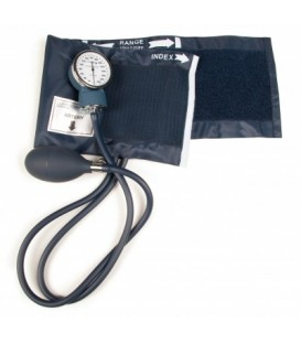 Aneroid Blood Pressure Monitor with Adjustable Gauge