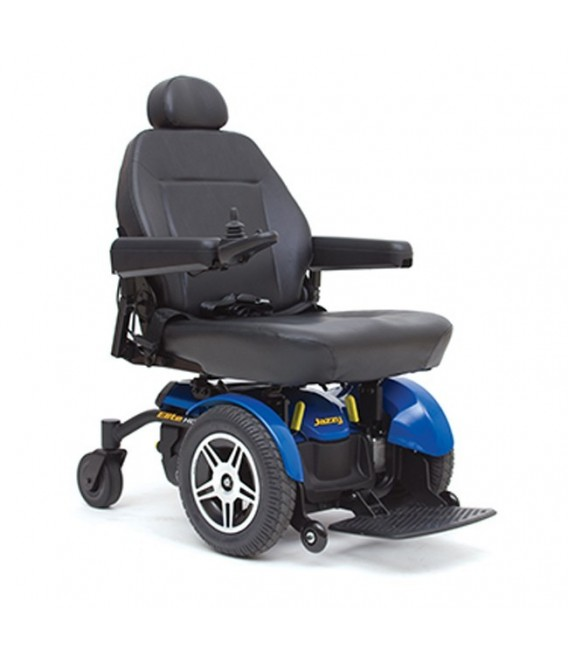 Pride Jazzy Elite Hd Bariatric Power Chair