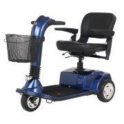 Golden GC340C Companion 3-Wheel Bariatric Scooter (Elevating Seat Option)
