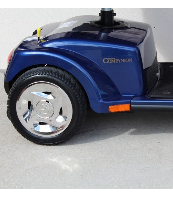 Golden Gc440d Companion Full Size 4 Wheel Scooter