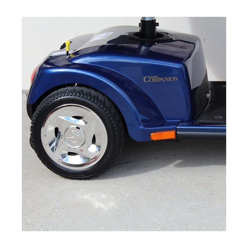 Golden GC440D Companion Full Size 4-Wheel Scooter (Elevating