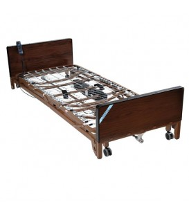 Drive Delta Ultra Light 1000 Full-Electric Low Bed - 15235
