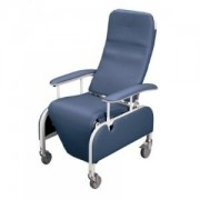 Lumex FR565DG Preferred Care Drop-Arm Geri Chair Recliners by Graham Field