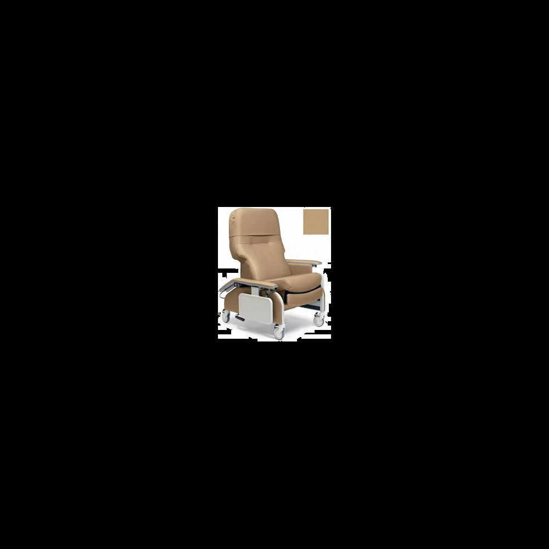 Lumex Fr566dgh Drop Arm Geri Chair Recliner With Heat