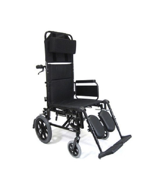 Karman KM-5000TP Ultralight Aluminum Reclining Wheelchair