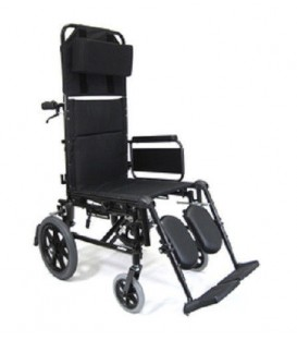Karman KM-5000TP Ultralight Aluminum Reclining Wheelchair 33 lbs