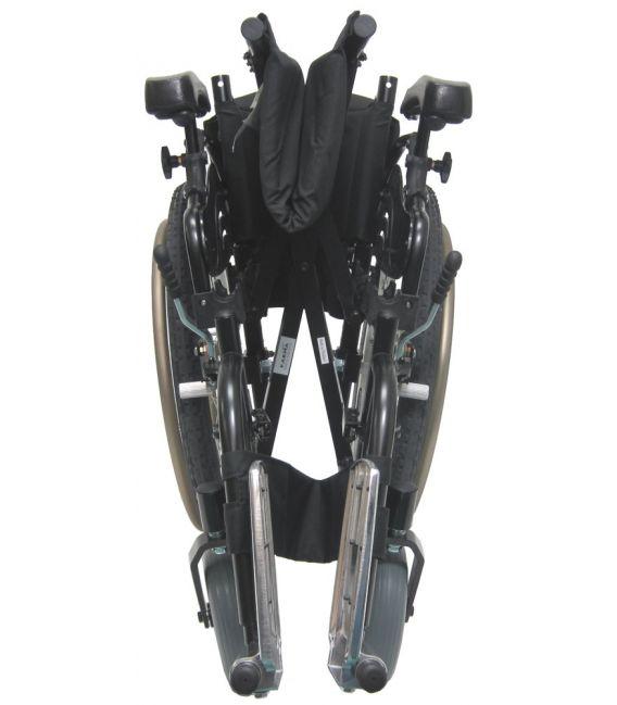 Karman KM-8520-W Light Bariatric Wheelchair