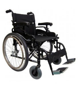 Karman KM-8520-W Light Bariatric Wheelchair