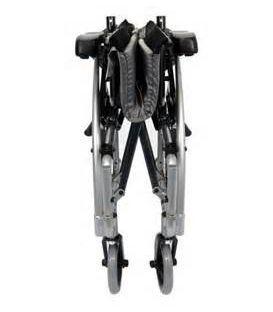 Karman S-115F-TP 22 lbs Lightweight Transport Companion Wheelchair