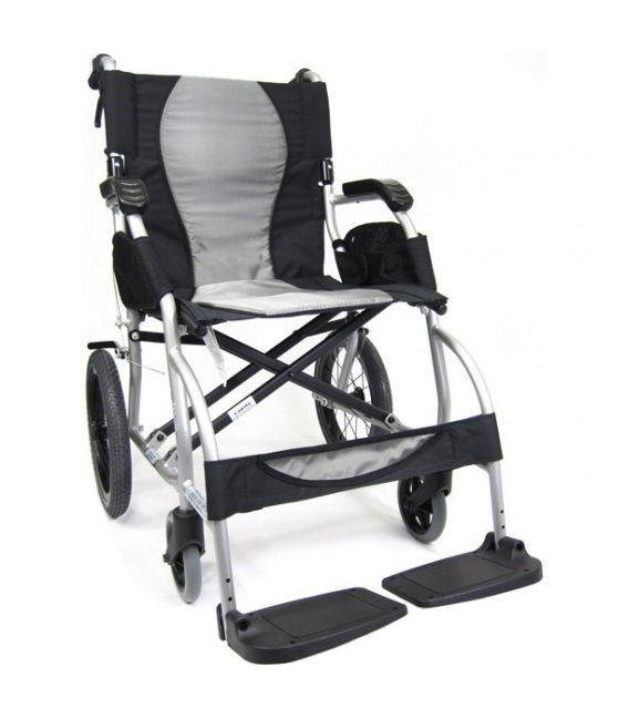 Karman Ergo Lite – 18 lbs Ultralight Transport Wheelchair