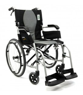 Karman Ergo Flight S-2512 Manual Wheelchair 19.8 lbs