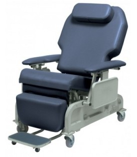 Lumex FR588W Powered Bariatric 700 lb Capacity Geri Chair Recliner by Graham Field