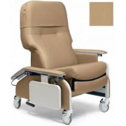 Lumex FR566DG Deluxe Clinical Drop Arm Geri Chair Recliners by Graham Field