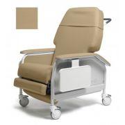 Lumex FR587WH XW-Bariatric Geri Chair Recliner Heat & Massage by Graham Field