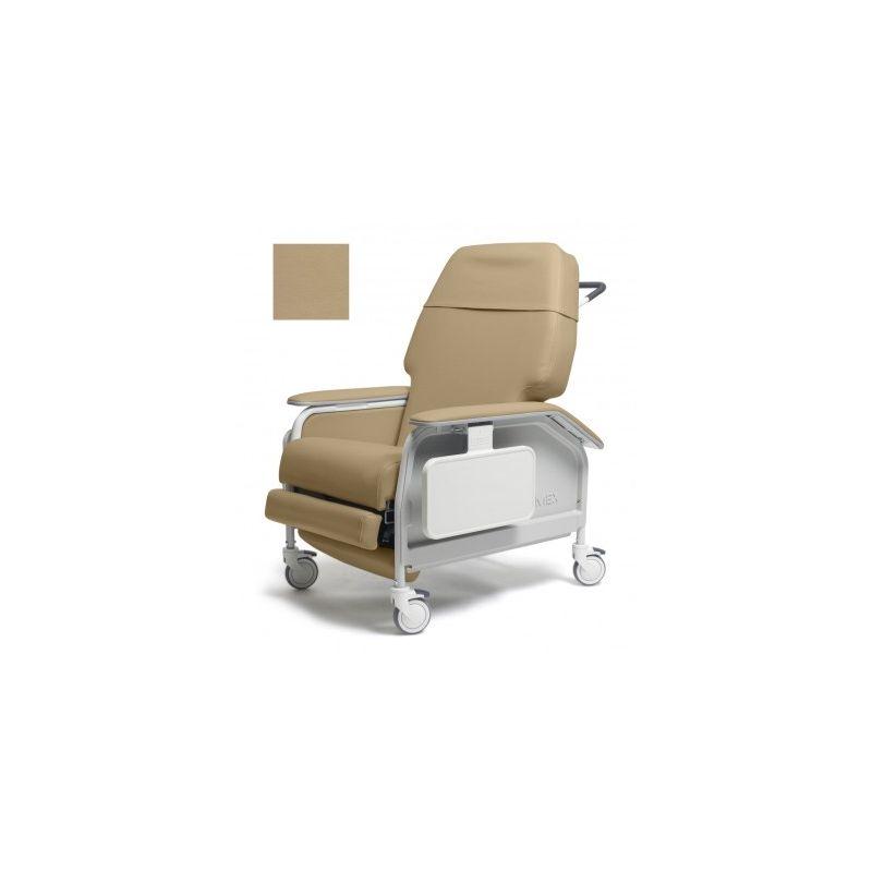 Lumex Fr587wh Xw Bariatric Clinical Care Geri Chair
