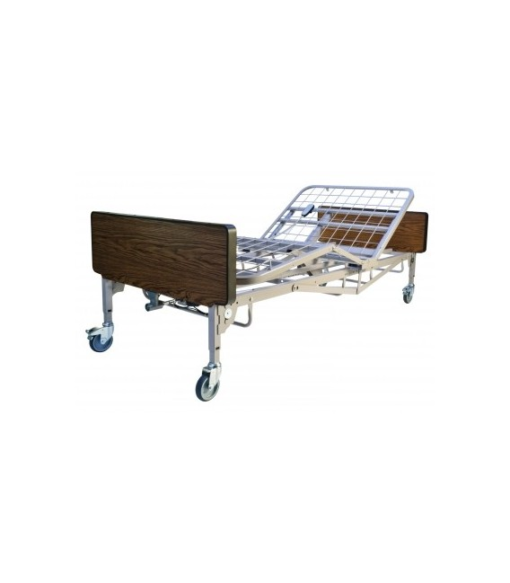 Graham-Field Full Electric 600lb Weight Capacity Bariatric Hospital Bed