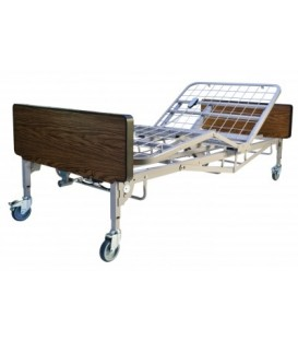 Full Electric 600 lb Capacity Bariatric Hospital Bed - ABL-B700 Graham Field
