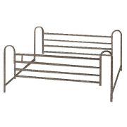 Drive Full Length Hospital Bed Side Rails