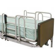Lumex Liberty Half No Gap Bed Rails GF6590BH-1 by Graham Field