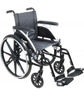 Drive Viper Lightweight Dual-Axle Wheelchair