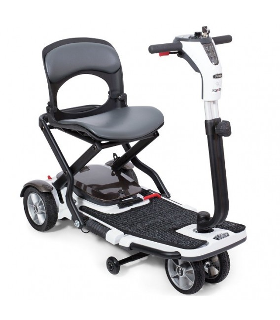 Pride Go Go Folding 4 Wheel Scooter