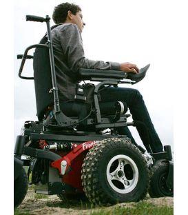 Innovation In Motion V6 Frontier All Terrain Power Wheelchair