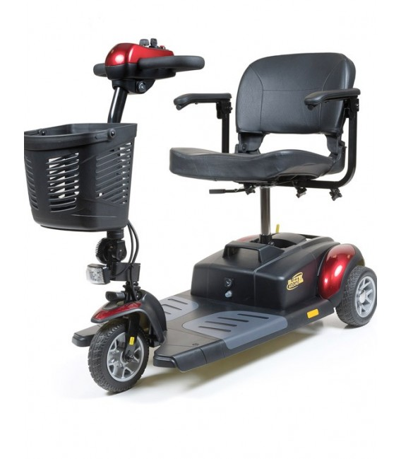 Golden Buzzaround XL 300lb Capacity  - 3 Wheel Scooter