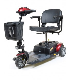 Golden Buzzaround XL 300lb Capacity  - 3 Wheel Scooter