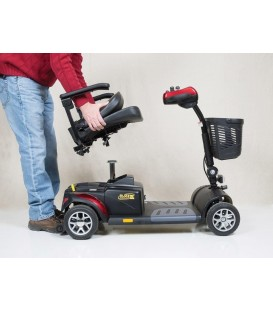 Golden Buzzaround XL 300lb Capacity - 4 Wheel Scooter